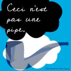 Ceci n'est pas une pipe - The Fault in Our Stars