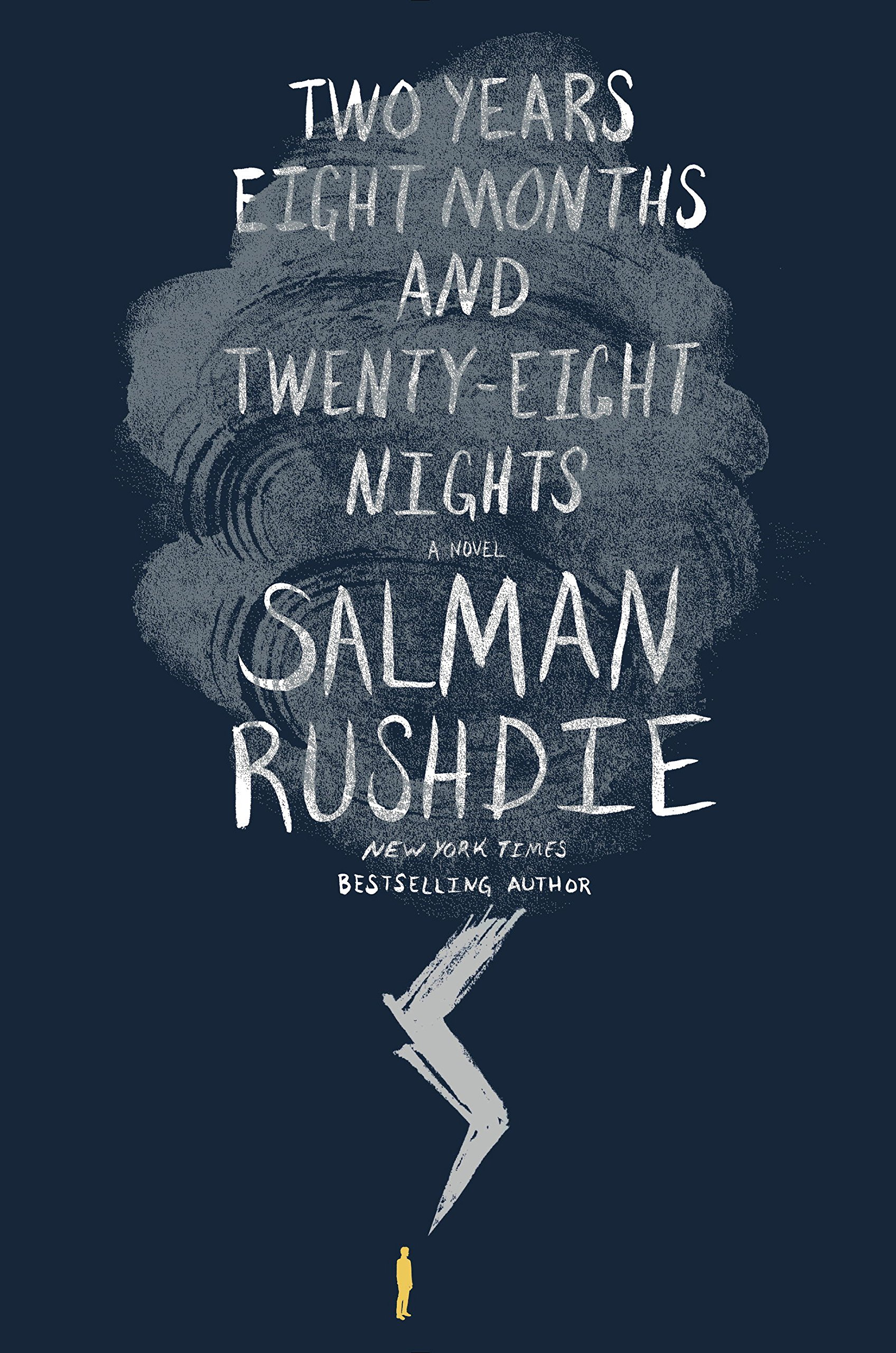 Midnight S Children Book Cover ~ Two years eight months and twenty nights by salman