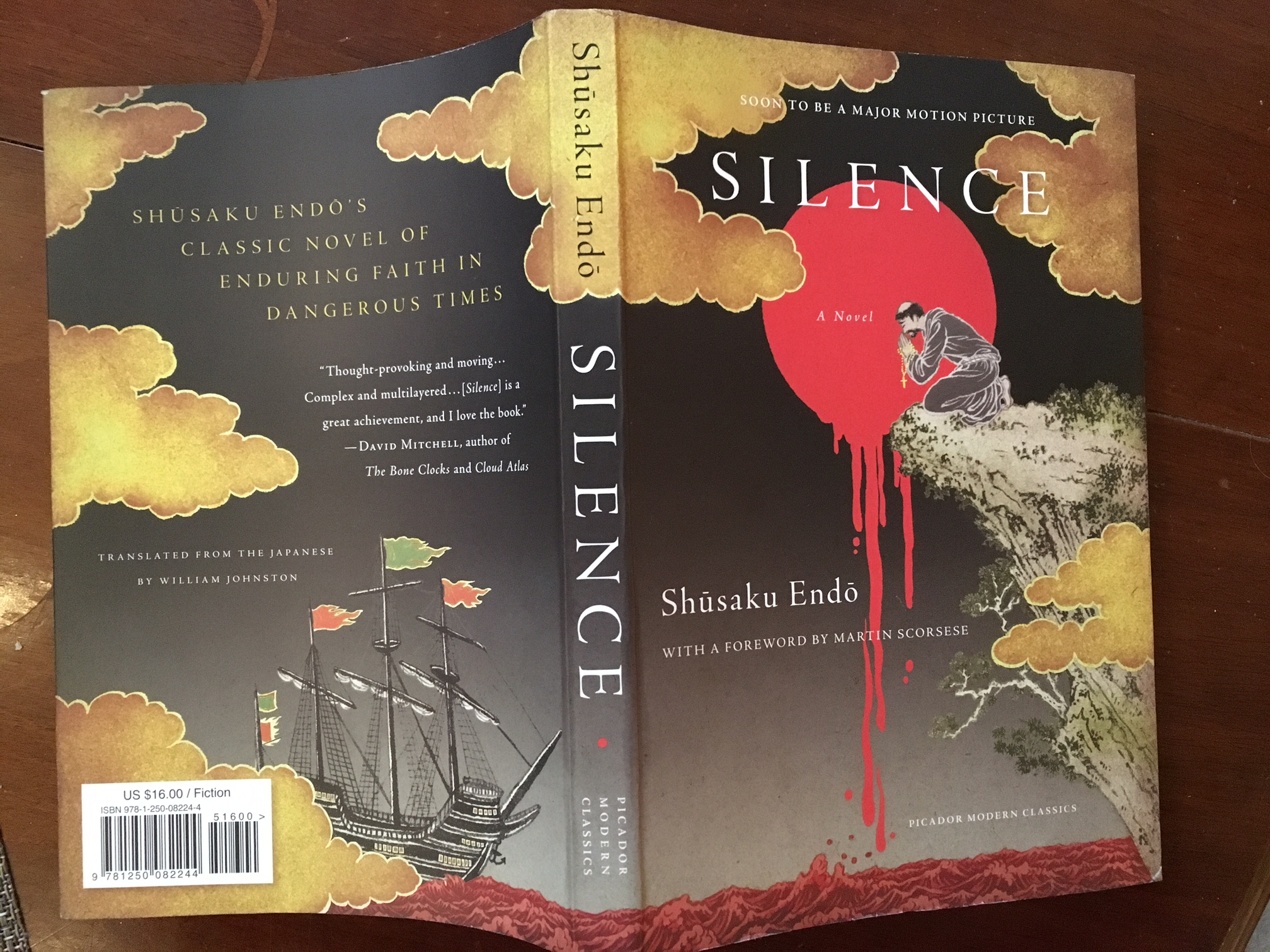 motif in silence by shusaku endo The meaning of silence: shusaku endo's silence by shusaku endo the story of silence is one that stirs there is an ongoing motif of silence rendered by endo.