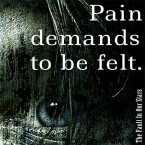 Pain Demands to be felt - The Fault in Our Stars