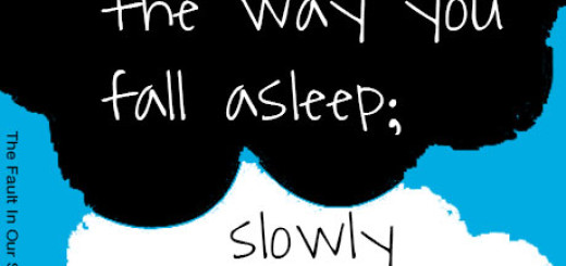 I fell in love the way you fall asleep: slowly and then all at once. - The Fault in Our Stars