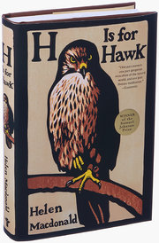 H is for Hawk signed copy