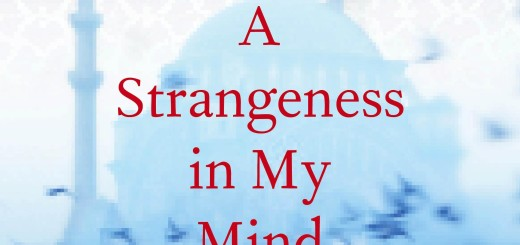 A Strangeness in My Mind by Orhan Pamuk