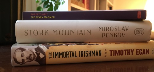 March 2016 To Read and Review