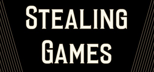Stealing Games by Maury Klein