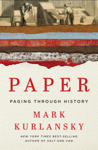 Paper by Mark Kurlansky
