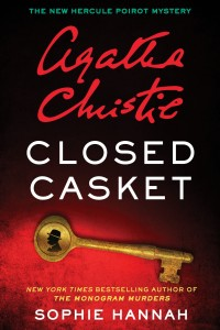 Closed Casket by Sophie Hannah, Agatha Christie