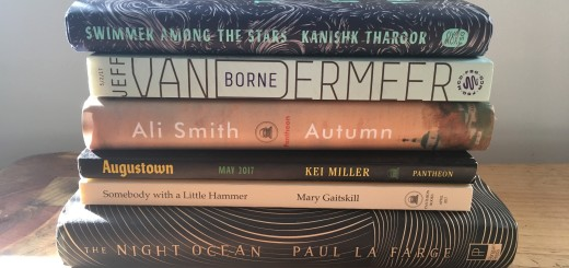 March 2017 Books to Read and Review