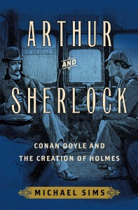 Arthur and Sherlock by Michael Sims