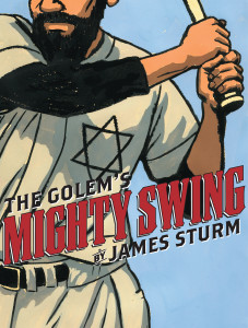 James-Sturm-Golem-Mighty-Swing