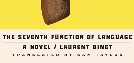 The Seventh Function of Language by Laurent Binet