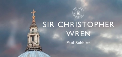 Sir Christopher Wren by Paul Rabbitts